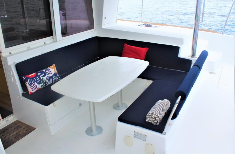 Bootsverleih Le Marin günstig Lagoon 400