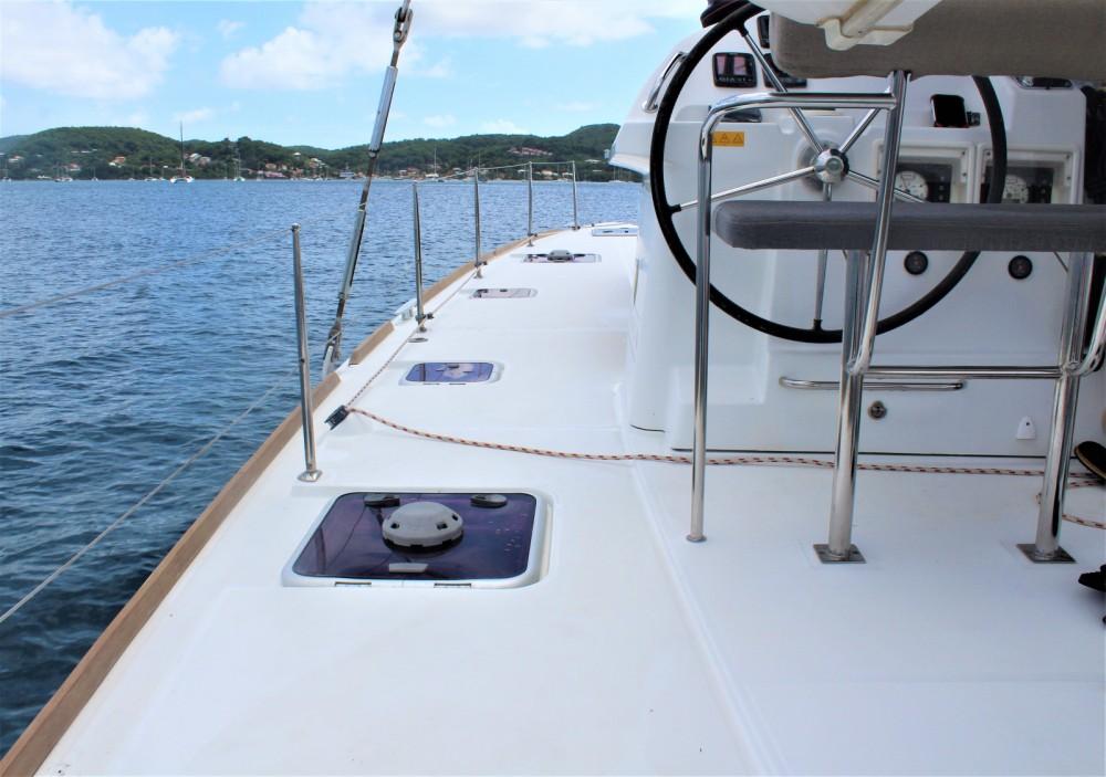 Ein Lagoon Lagoon 400 mieten in St. Lucia