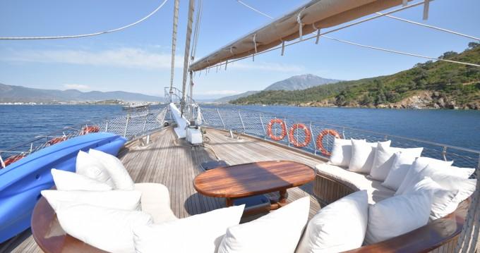 Yacht-Charter in Bodrum - Gulet Gulet auf SamBoat
