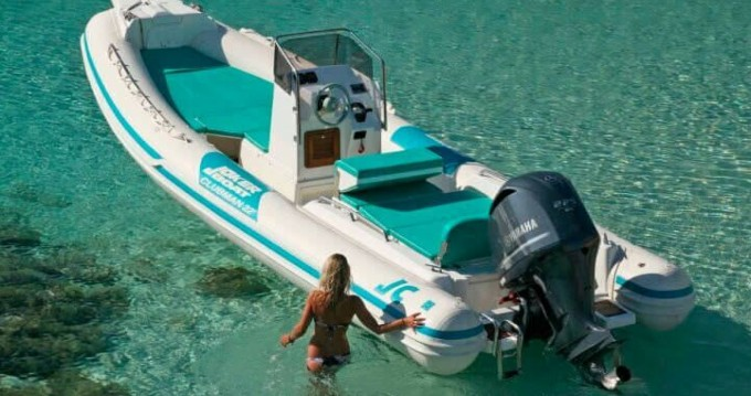 Schlauchboot mieten in Setúbal - Joker Boat Clubman 22
