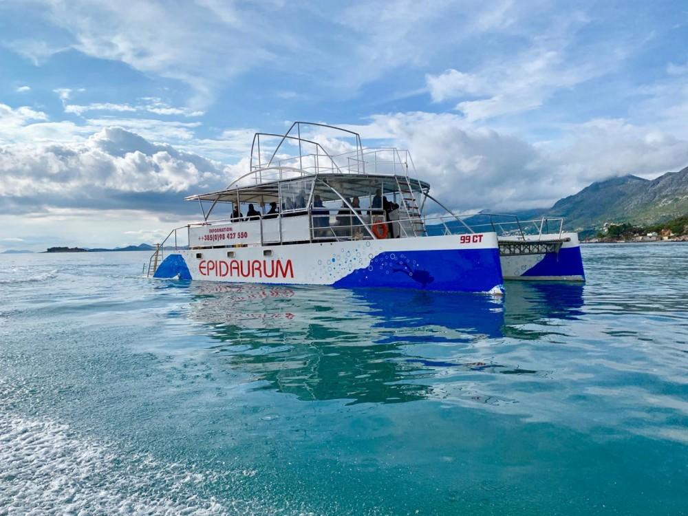 Vermietung Motorboot Monte Marine Yachting mit Führerschein