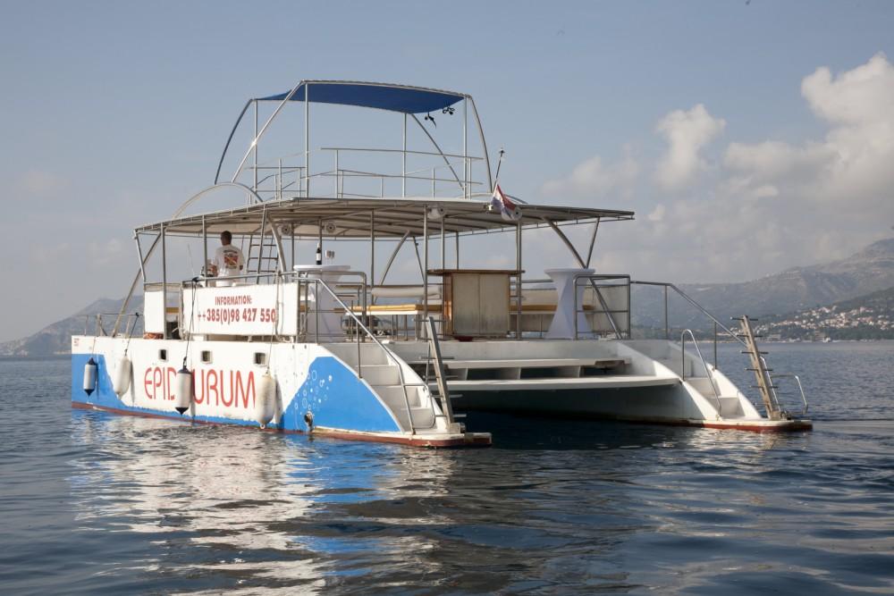 Motorboot mieten in Cavtat - Monte Marine Yachting Cat 17 Party