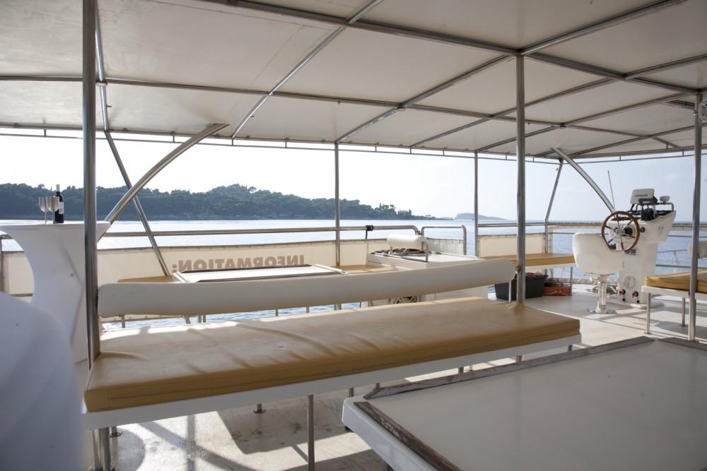 Motorboot mit oder ohne Skipper Monte Marine Yachting mieten in Cavtat