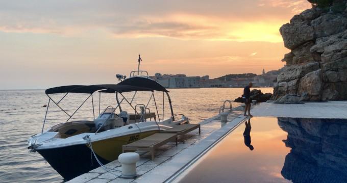 Motorboot mieten in Konavle, Cavtat - Mercan Yachting Excursion 34