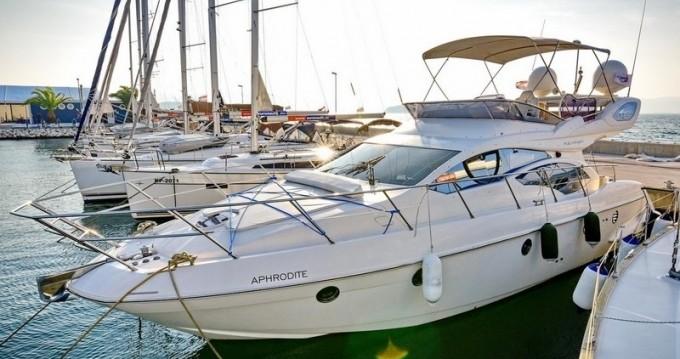 Yacht-Charter in Dubrovnik - Azimut Azimut 43 Fly auf SamBoat