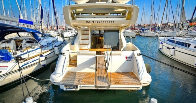 Ein Azimut Azimut 43 Fly mieten in Dubrovnik