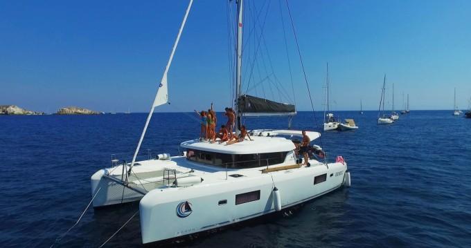 Bootsverleih Palermo günstig Lagoon 42