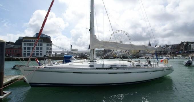Segelboot mieten in Le Marin - Bénéteau First 45