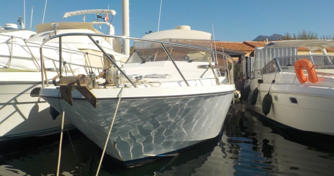 Motorboot mieten in Saint-Florent - Guy Couach Guy Couach 1100 Sport