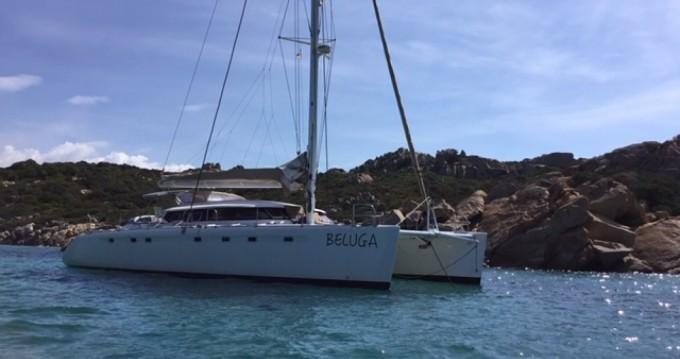 Katamaran mit oder ohne Skipper Fountaine Pajot mieten in Ajaccio