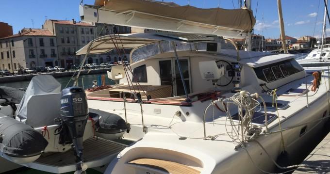Bootsverleih Fountaine Pajot Marquises 56 Ajaccio Samboat