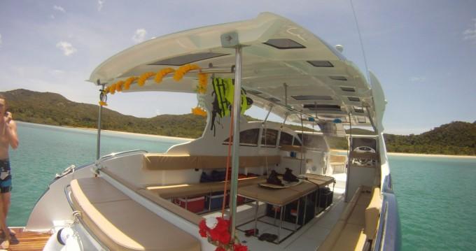 Motorboot mieten in Phuket - OCEAN LOVE 42 Sport