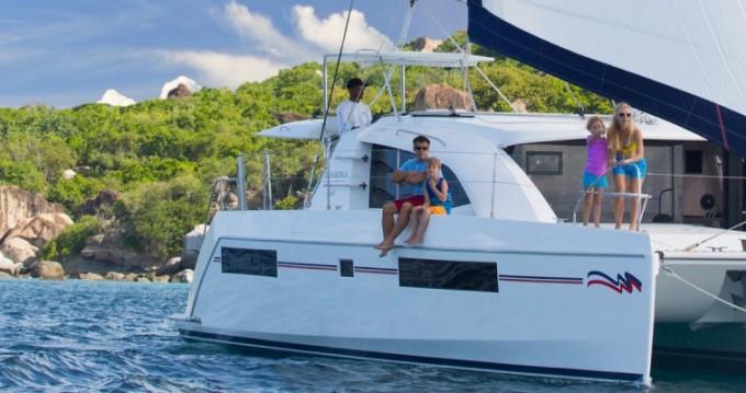 Bootsverleih Leopard Leopard 40 Phuket Samboat