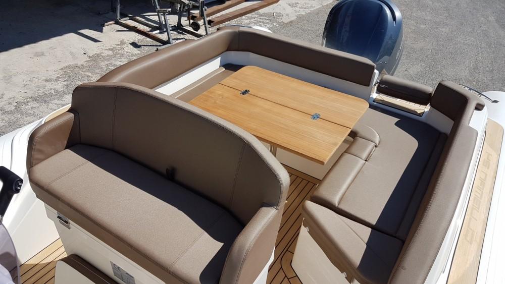 Schlauchboot mieten in Hyères - Joker Boat Clubman 24