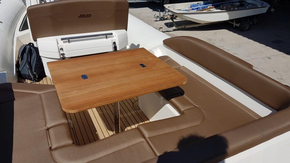 Ein Joker Boat Clubman 24 mieten in Hyères