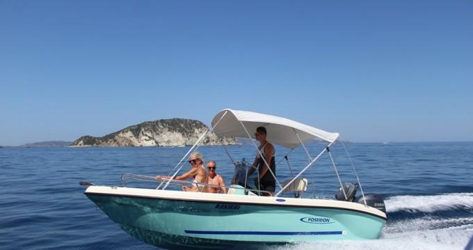 Bootsverleih Zakynthos (Island) günstig Azzura 500