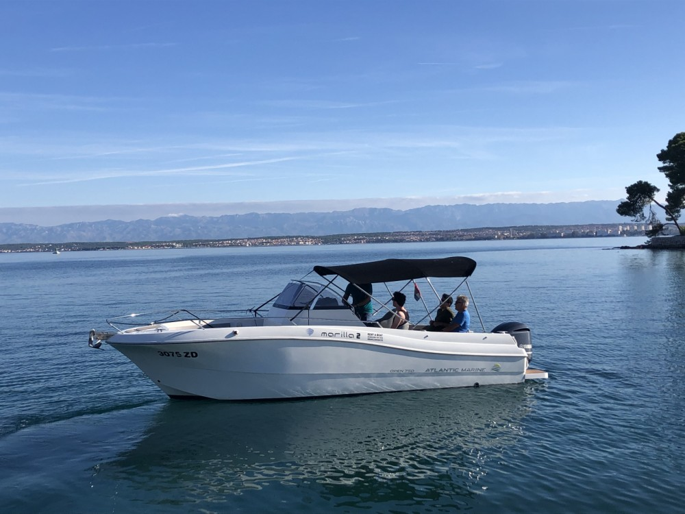 Yacht-Charter in Grad Zadar - Atlantic 730 Sun Cruiser auf SamBoat