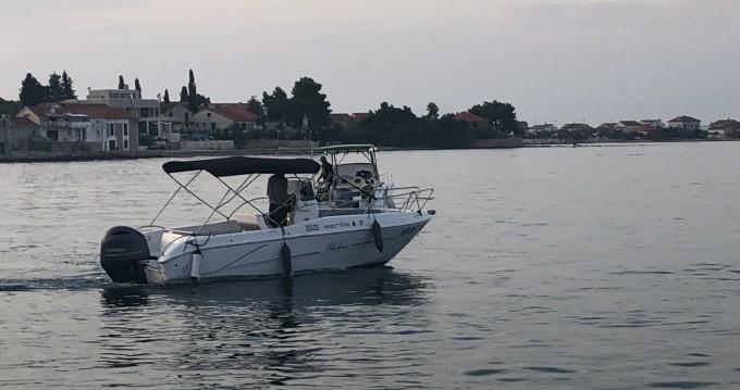 Bootsverleih Bluline 21 Open Zadar Samboat