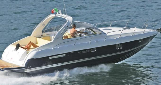 Vermietung Motorboot Airon mit Führerschein