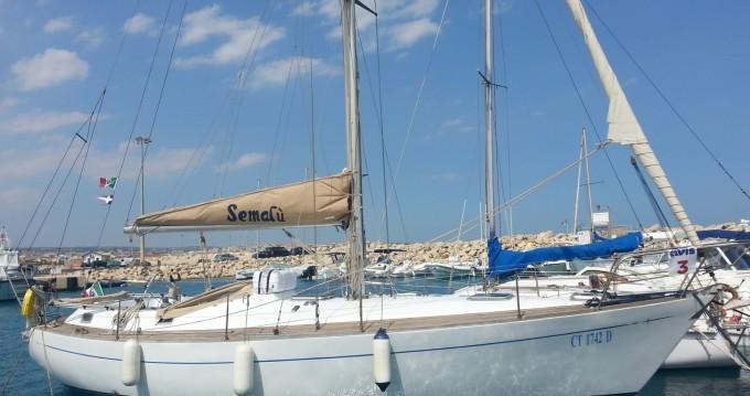 Vermietung Segelboot C&C mit Führerschein
