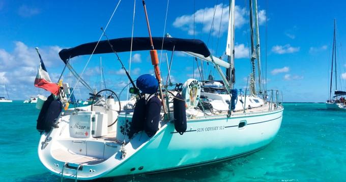 Bootsverleih Cannigione di Arzachena günstig Sun Odyssey 52.2