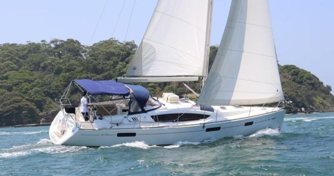 Segelboot mit oder ohne Skipper Jeanneau mieten in Olbia