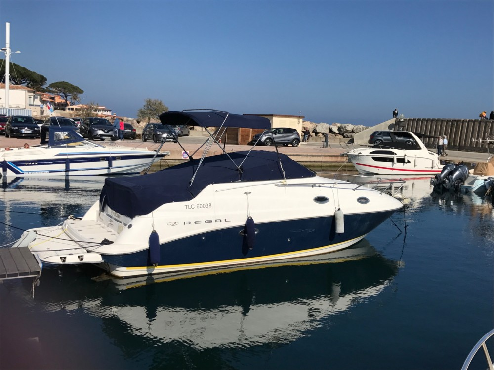 Motorboot mit oder ohne Skipper Régal mieten in Le Brusc
