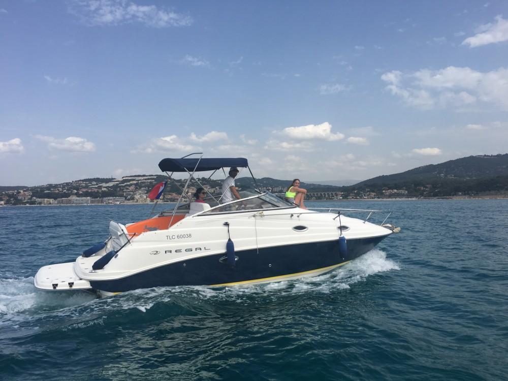 Motorboot mieten in Le Brusc zum besten Preis