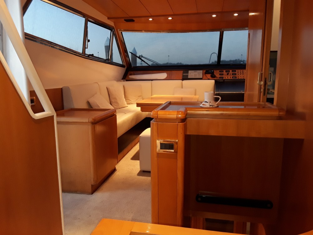 Bootsverleih Fiumicino günstig SL 57