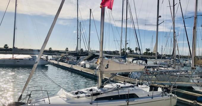 Segelboot mit oder ohne Skipper Bénéteau mieten in Valencia