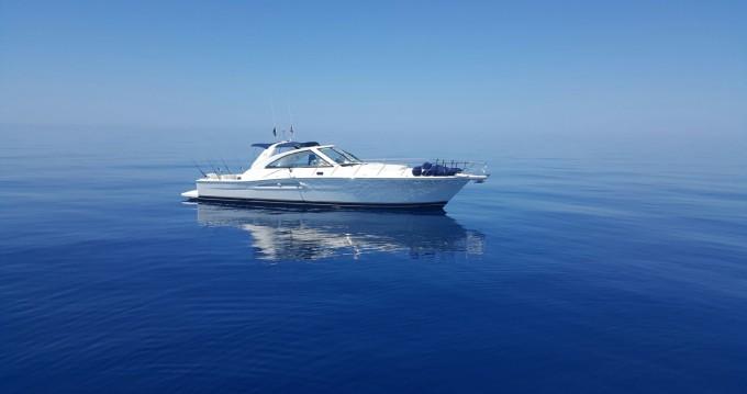 Yacht-Charter in Cavalaire-sur-Mer - Riviera 48 express auf SamBoat