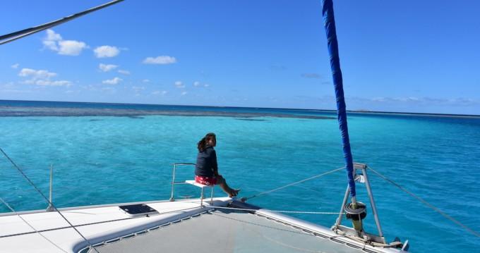 Katamaran mit oder ohne Skipper Fountaine Pajot mieten in Nouméa