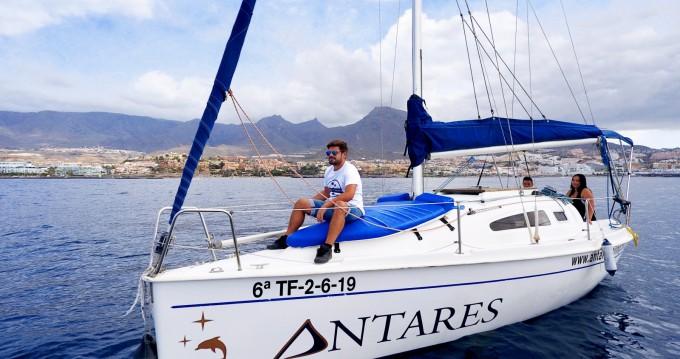Segelboot mieten in Adeje - Astraea Cruising 260