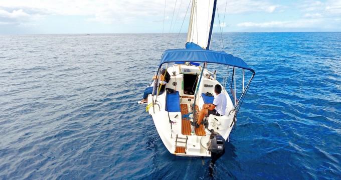 Vermietung Segelboot Astraea mit Führerschein