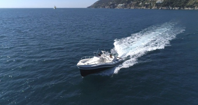 Bootsverleih Scanner 999 WA Salerno Samboat