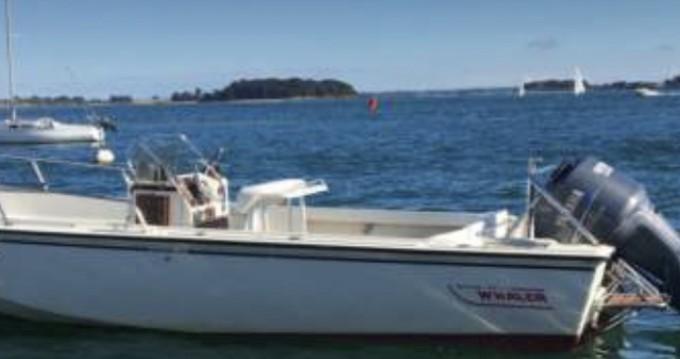 Yacht-Charter in Arradon - Boston Whaler Outrage 25 auf SamBoat