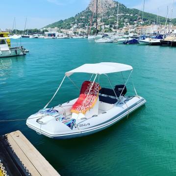 Schlauchboot mieten in l'Estartit zum besten Preis