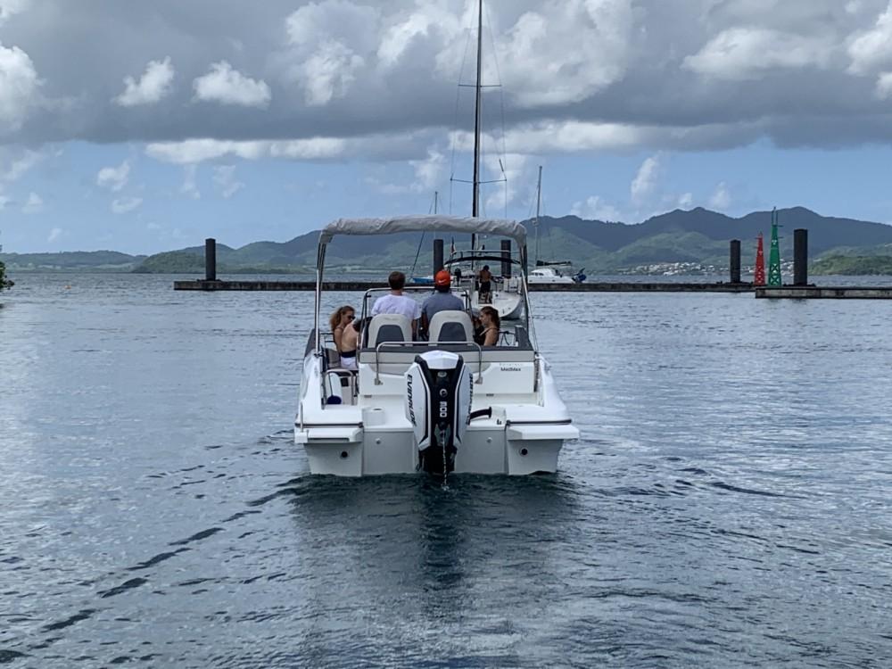 Motorboot mieten in Fort-de-France zum besten Preis