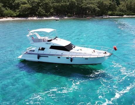 Motorboot mieten in Kemer zum besten Preis