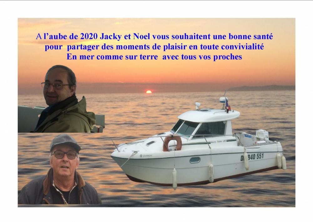 Bootsverleih Boulogne-sur-Mer günstig Merry Fisher 695