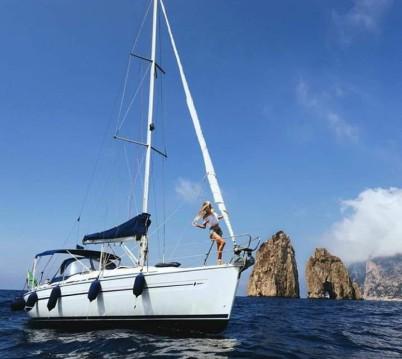Bavaria Cruiser 36 zwischen Privatpersonen und professionellem Anbieter Castellammare di Stabia