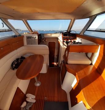 Motorboot mit oder ohne Skipper Innovazione e Progetti mieten in Cagliari