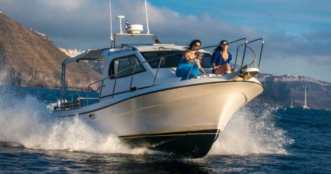 Motorboot mit oder ohne Skipper Kreta Mare  mieten in Lávrio