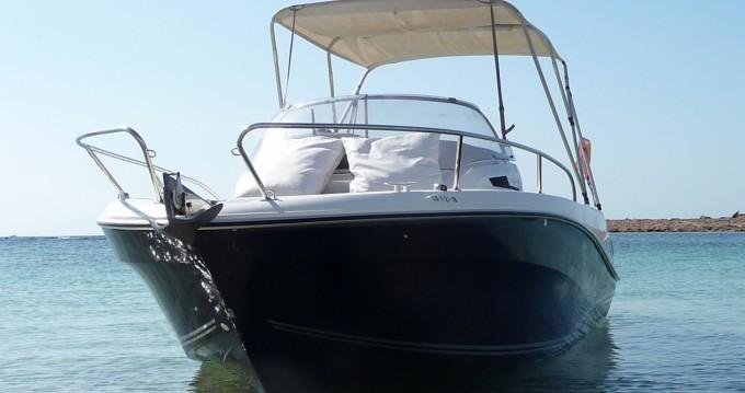Bootsverleih Ibiza Island günstig Cap Camarat 6.5 WA