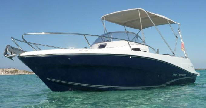 Motorboot mieten in Ibiza Island - Jeanneau Cap Camarat 6.5 WA