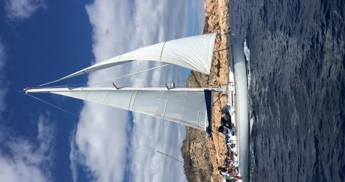 Segelboot mieten in Cannigione di Arzachena - Bénéteau Fisrt 51
