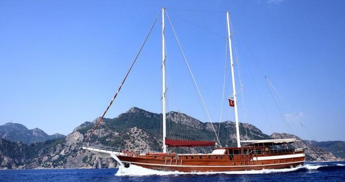 Yacht-Charter in Marmaris - Gulet Ketch - Delux auf SamBoat