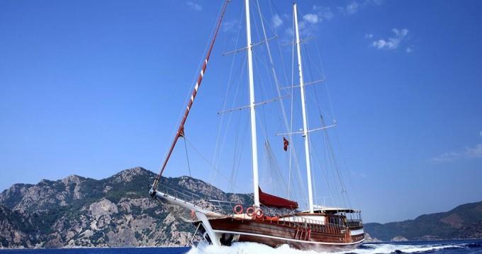 Bootsverleih Gulet Ketch - Delux Marmaris Samboat