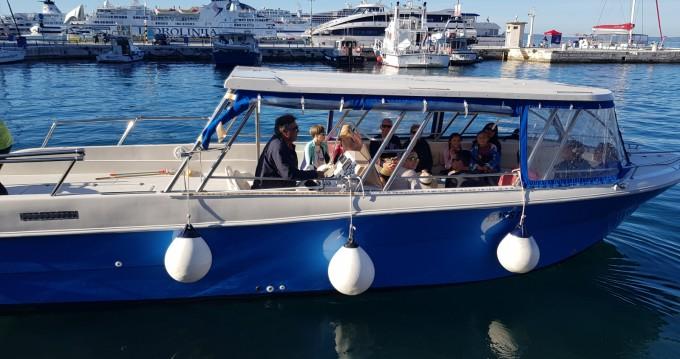 Motorboot mieten in Split - Enzo 35