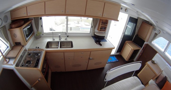 Katamaran mit oder ohne Skipper Lagoon mieten in Lefkada (Island)
